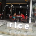 Photo de Rice Italian Restaurant & Lounge