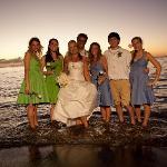 Wedding at Jade Mountain