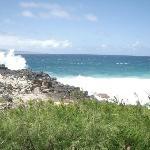 Coastal Trail near Outrigger Napili Shores