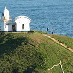 Tacking Point Lighthouse, PMacq