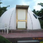 The Dome shape rooms