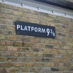 Bilde fra King's Cross Station