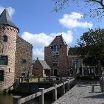 Castle Schagen with the luxuey rooms