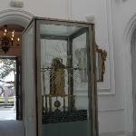 Reloj a la entrada de 1867