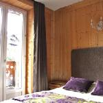 Chalet Style Room