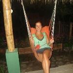 Disfrutando una noche en el bar de Kundalini