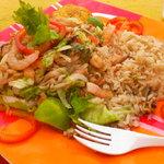 Mi ensalada de mar