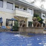 Pool busakorn villa