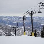 the great and quiet slopes