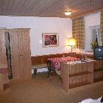 camera doppia (area soggiorno)