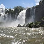 Iguazu-Wasserfälle (argent. Seite)