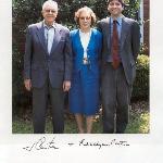 President and Mrs. Carter (Plains, GA, August 2003)