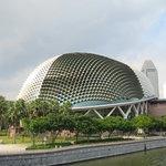 Esplanade - Theatres on the Bay Foto