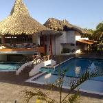 Hotel Puerta Del Sol Playa El Agua Foto