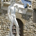 Copy of the David, Florence