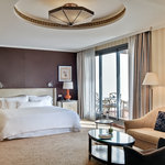 Junior Suite con terraza Hotel The Westin Valencia