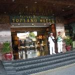 彭世洛托普蘭酒店