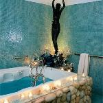 Our luxurious treatment rooms melt the stress away