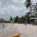 plage de l'hotel