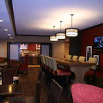 Our newly renovated lobby is great for business or relaxing!