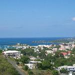 View of Christiansted from our Room