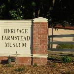 heritage farmstead museum plano