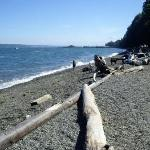 9-10-09 Owens Beach, Point Defiance Park, Tacoma