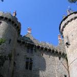un petit air du château de Pierrefonds...