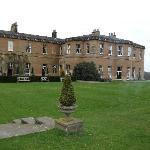 The Grade 1 listed Regency House