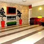 Our Stone Wall - Lobby
