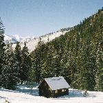Alpenglow Cabin