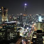 The St. Regis Bangkok - City View at Night Fall