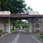 Gateway to hotel