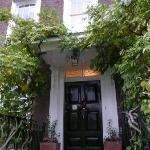 front door of the Hampstead Museum
