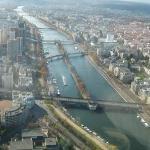 River Seine ภาพถ่าย