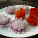 food carving