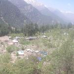 camp view from main road