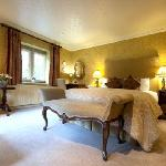 Example of one of our Luxury En-suite Room