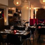 Restaurant - Scandic Front, Copenhagen, Denmark