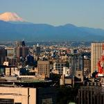 Mt. Fuji in morning