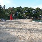 Coral Cove beach.