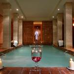 Spa de charme, sauna, hammam et cabines de soins