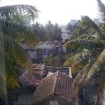View from Room window
