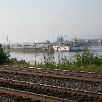 Lock and Dam at Trempealeau