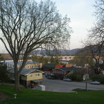 Town of Trempealeau from the Inn