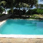 Swimming Pool overlooking sea