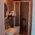 tiny tiny shower-room
