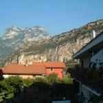 view from the rooms to the mountains