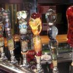 Tap handles at Fitger's.