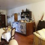 Casa da Padeira - Sala colazioni